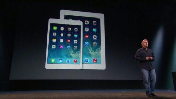 アップル新製品発表イベント