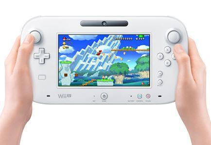 写真は、今年6月に発表されたWiiの後継機「Wii U」