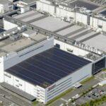 iphone6の液晶を製造予定の亀山工場