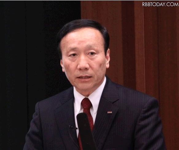 ドコモ加藤社長