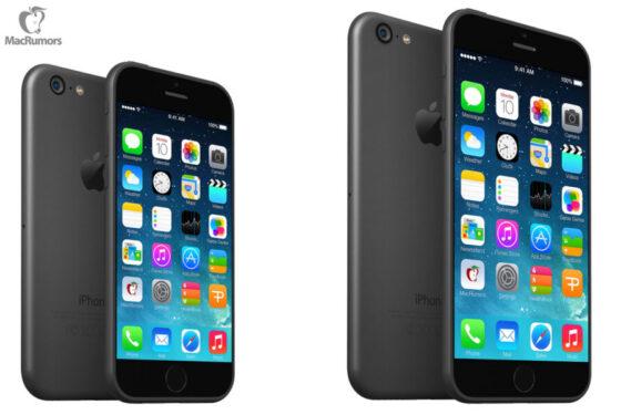 次期iPhone6コンセプト画像
