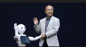 ソフトバンクの人型ロボット『ペッパー』