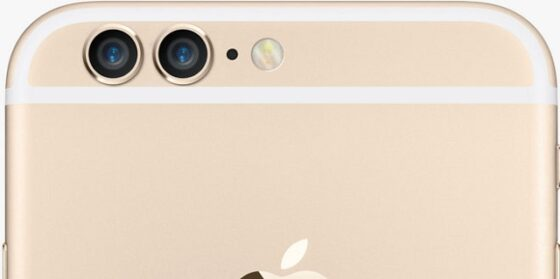 次期iphoneに搭載されるデュアルレンズカメラ