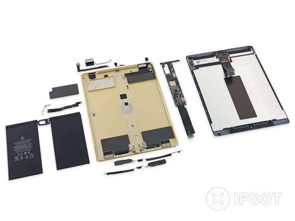 iPadPro分解画像1