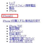 au_iphone5s誤植