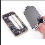 iphone5s分解ロゴ