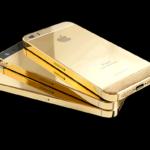 純金iphone5s