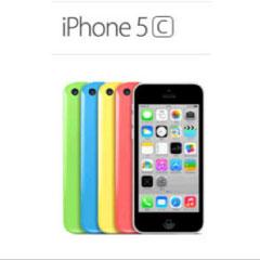 最新型iphone5c