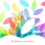 2013年10月22日新製品発表イベント招待状