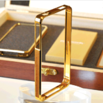 iphone5sゴールドをさらに華麗に変身させるゴールドバンパーを発見