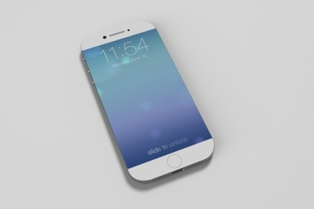 iphone6全面液晶コンセプトデザイン