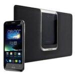 ドッキングしてタブレットになるスマートフォン – padfon2
