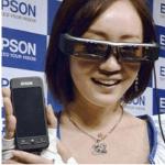 エプソンも4月にグーグルグラスのようなウェラブル端末を発売