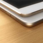 iphone6風のコンセプトデザイン「iPad mini3」画像