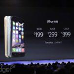 iphone6発売カウントダウン - 各ショップの発売イベントの様子