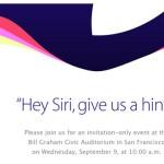 もうまもなく、新しいiphoneが発表に! iPhone6S?