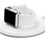 毎日の充電が楽になるAppleWatch専用充電Dock発売!!