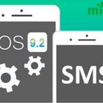 iOS9.2アップデートで、mineoを使っているiPhone6/6 Plu sのSMSが動かなくなる件の復旧方法