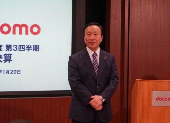 決算を発表する加藤薫社長