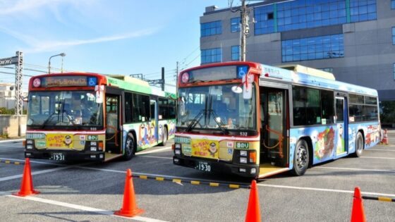 nishi_tokyo_bus