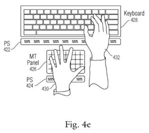 近接センサーで操作する特許2