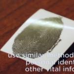 第2弾、インクジェットプリンタでコピーした指紋でもロック解除が可能?