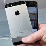 【動画】iPhone SEの水没は、10分ぐらいなら大丈夫な動画