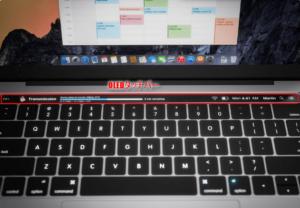 今年10月に発売される新型Macbook Pro画像