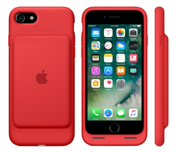 iPhone7 Smart Battery Case(RED)