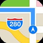 iphoneの地図の方角が狂っている場合の原因と対処