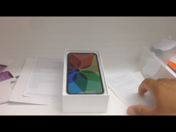 iphonex開封の儀1