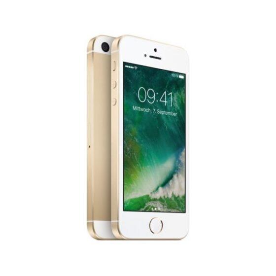 写真は、4インチiPhone SE 128GBモデル