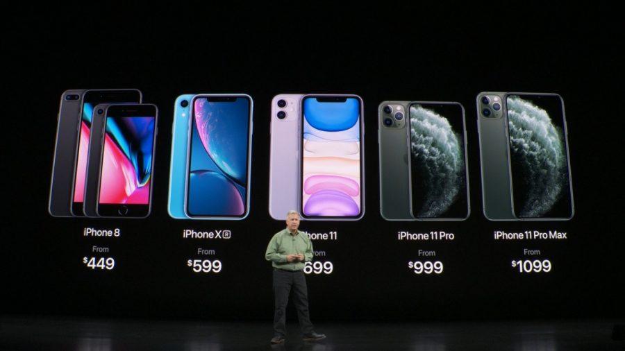 2019年iPhone11発表イベント
