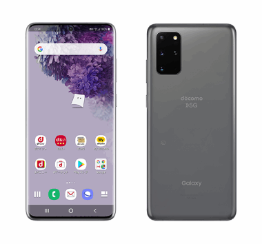 Galaxy S20+ 5G SC-52A