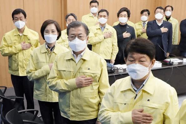 韓国コロナウィルス