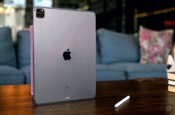 2021年iPadプロ発表のうわさ